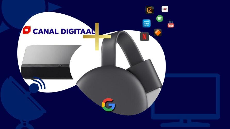 Lekker TV kijken via Google Chromecast